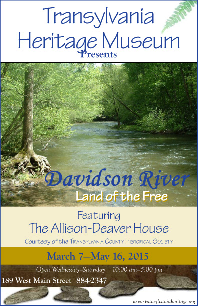 Davidson River: Land of the Free - Poster